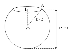 Aquarium et geometrie dans lespace: exercices type brevet