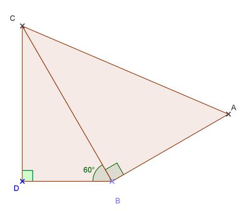 Trigonométrie : exercices de maths en 3ème corrigés ...