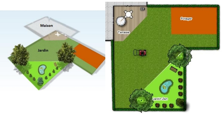 50 probl mes ouverts de maths s rie 2 - Comment amenager un jardin rectangulaire ...