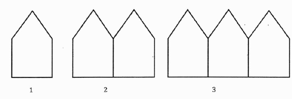 Maison et allumettes