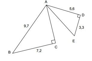 Théorème de Pythagore série 3 : exercices en 4ème avec ...
