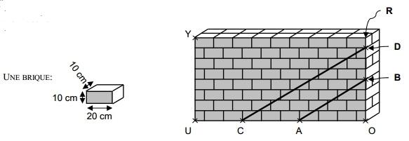 Théorème de Thalès : exercices de maths en 3ème corrigés ...