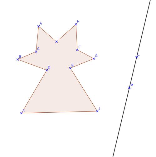 Sym trie axiale d 39 une figure exercices de maths corrig s en 6 me - Symetrie a imprimer ...