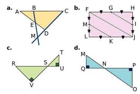 Exercices sur le théorème de Thalès en 3ème série 2 ...