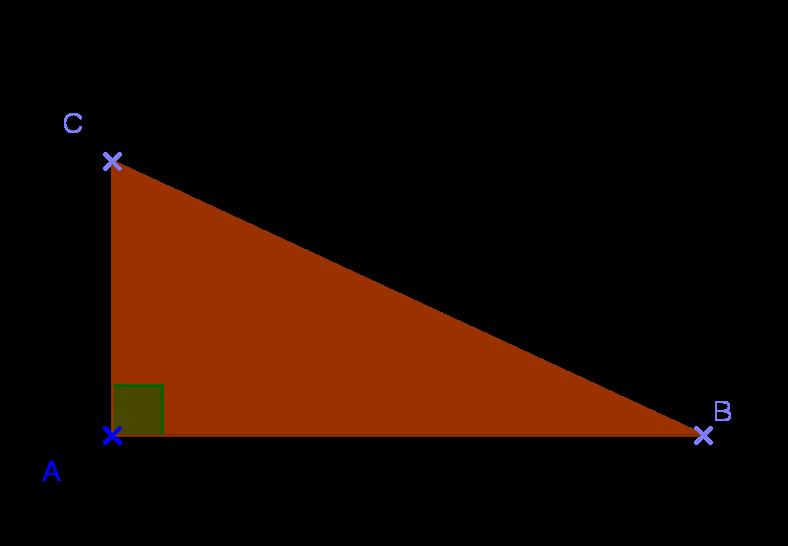 Triangle rectangle