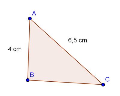 Théorème de pythagore série 8 : exercices en 4ème corrigés ...
