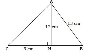 Théorème de Pythagore.