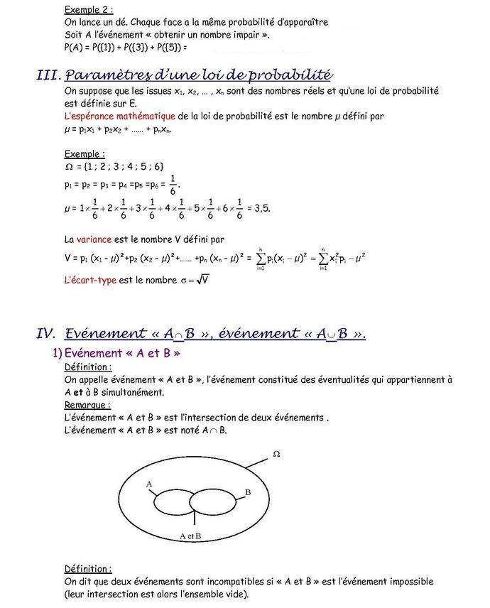 20101101probas 3 Les probabilités