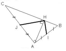 Exercices sur le produit scalaire en première S série 2