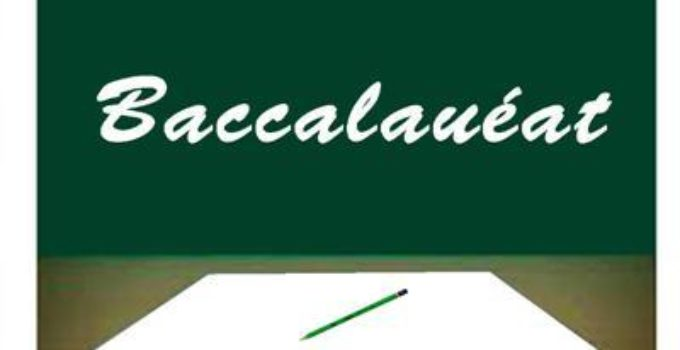 Baccalauréat de maths