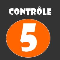 Contrôle en 5ème