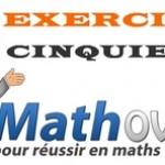 Exercices sur les statistiques en cinquième (5ème)