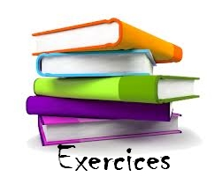 exercices Exercices de maths