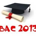 Bac S 2013