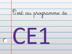 Maths au CE1