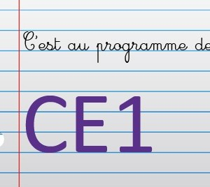 Cours et exercices de maths au CE1