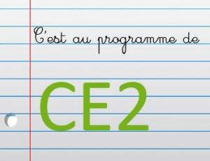 Maths au CE2