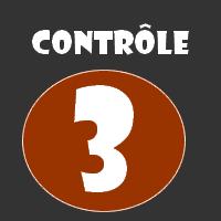 Contrôle en 3ème