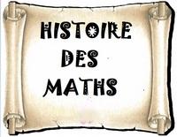 histoire maths
