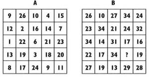 Test de logique n° 18