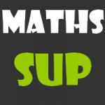 Maths sup : cours et exercices corrigés en PDF