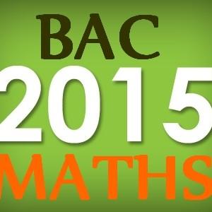 Bac S de maths blanc 2015 : sujet en PDF corrigé