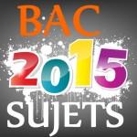 Bac Blanc 2015 maths série S
