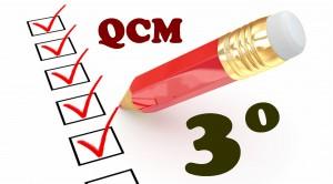 Calcul littéral : QCM en 3ème