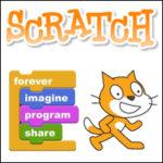 Exercice de tracé de secteurs de disques concentriques avec scratch