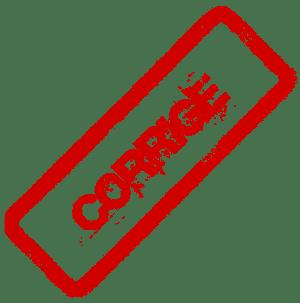 corrige