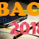 Bac S de maths 2018 en France : sujet et corrigé à télécharger en PDF