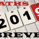 Brevet de maths 2019 en Nouvelle-Calédonie : sujet et corrigé en PDF