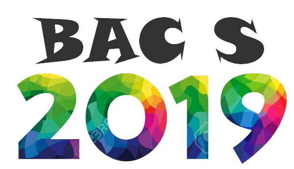 bac S maths 2019