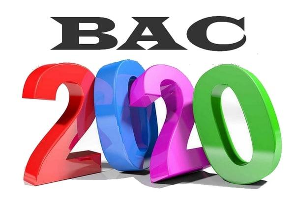 bac maths 2020