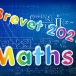 Brevet de maths 2021 : sujet blanc n° 2 en PDF