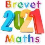 Brevet Maths 2021 : sujet corrigé blanc pour la révision du DNB